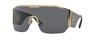 Versace VE2220  Gold Lentes Grey