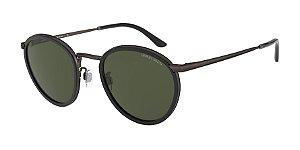 Giorgio Armani AR 101M Black Lentes Green