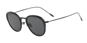 Giorgio Armani AR6068 Black Lentes Grey