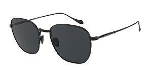 Giorgio Armani AR6096 Matte Black Lentes Grey