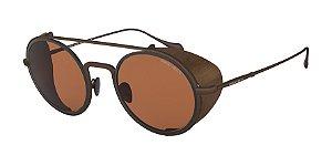 Giorgio Armani AR6098 Brushed Brown Lentes Bronw
