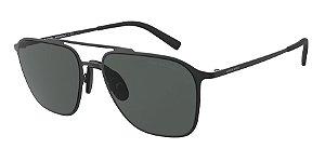 Giorgio Armani AR6110 Matte Black Lentes Grey