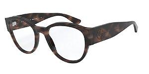 Giorgio Armani AR7189 Striped Brown