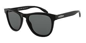 Giorgio Armani AR8116 Black Lentes Grey