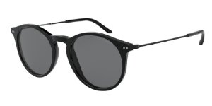 Giorgio Armani AR8121 Black Lentes Grey