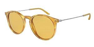 Giorgio Armani AR8121 Yellow Havana Lentes Yellow