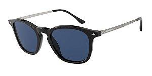 Giorgio Armani AR8128 Nero Lentes Dark Blue