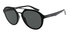 Giorgio Armani AR8131 Black Lentes Dark Grey