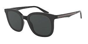 Giorgio Armani AR8136 Black Lentes Grey