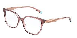 Tiffany TF2189 Pink Brown Transparent