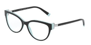 Tiffany TF2196 Black/Blue Tiffany