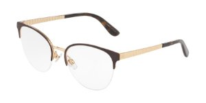 Dolce & Gabbana DG1311 Matte Brown/Gold