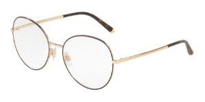 Dolce & Gabbana DG1313 Gold/Matte Brown