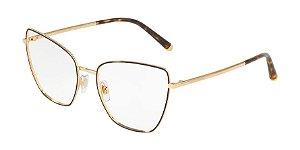 Dolce & Gabbana DG1314 Gold/Matte Brown