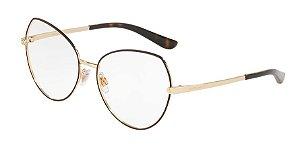 Dolce & Gabbana DG1320 Gold/Matte Brown
