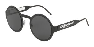 Dolce & Gabbana DG2234 Matte Black Lentes Grey