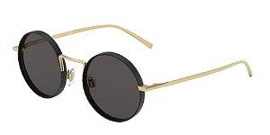 Dolce & Gabbana DG2246 Gold/Matte Black Lentes Grey