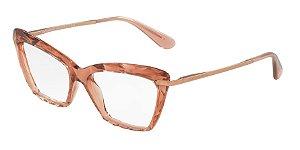 Dolce & Gabbana DG5025 Transparente Pink