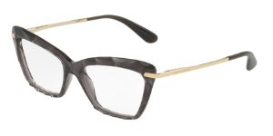 Dolce & Gabbana DG5025 Transparent Grey