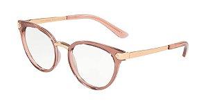 Dolce & Gabbana DG5043 Transparent Pink