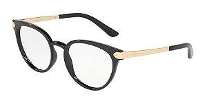 Dolce & Gabbana DG5043 Black