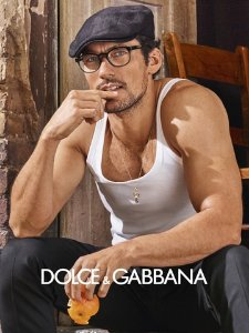Dolce & Gabbana DG5049 Transparent Grey/Black