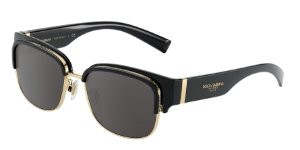 Dolce & Gabbana DG6137 Black Lentes Grey