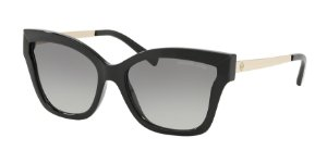 Michael Kors MK2072 BARBADOS Black Injected Lentes Grey Gradient