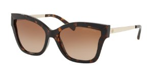 Michael Kors MK2072 BARBADOS Dark Tortoise Injected Lentes Brown Gradient