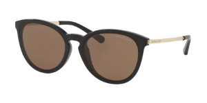 Michael Kors MK2080U CHAMONIX Black Lentes Brown Solid