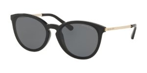 Michael Kors MK2080U CHAMONIX Black Lentes Solid Light Grey