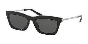 Michael Kors MK2087U STOWE Black Lentes Dark Grey Solid