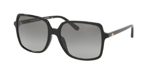 Michael Kors MK2098U ISLE OF PALMS Black Lentes Grey Gradient