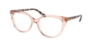 Michael Kors MK4070 LUXEMBURG Transparent Peach