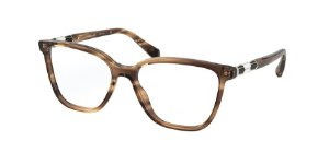 Bvlgari BV4184B Striped Brown