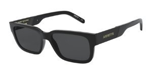 Arnette Post Malone + Arnette AN4273 Black Lentes Dark Grey