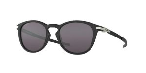 OAKLEY PITCHMAN R OO9439 01-50 SATIN BLACK LENTE PRISM GREY