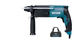 Martelete SDS PLUS 620w com Bolsa WS3160K - Wesco