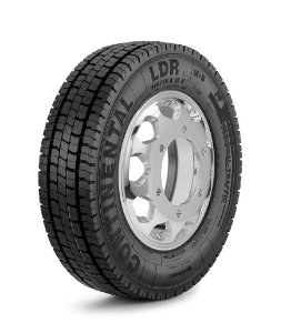PNEU CONTINENTAL 215/75R17,5 BORRACHUDO LDR-1