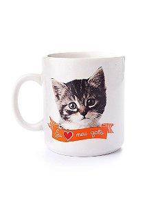 Caneca- Amo meu gato