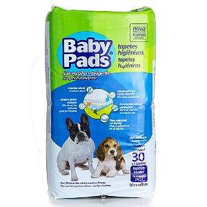 Tapete higiênico Baby Pads 30 unidades