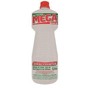 Álcool Líquido 70% - 1 Litro -  Mega