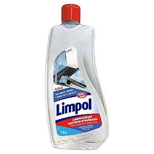 Limpa Eletrônicos - 200ml - Limpol