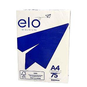 Papel para Impressão a4 - Extra Branco - 500 folhas - Elo