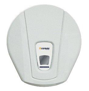 Dispenser Papel Higiênico Rolão - Branco - Linha City - NCoisas