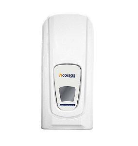 Dispenser Papel Higiênico Cai Cai - Branco  - Linha City - NCoisas