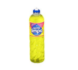 DetergenteLíquidoLava Louças - Neutro - 500ml - Gota Limpa