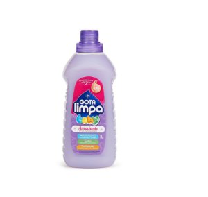 Amaciante Hipoalergênico - Baby - 1L  - Gota Limpa
