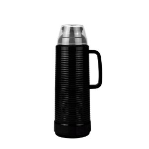 Garrafa Térmica Use - Preta - 1 Litro - Mor