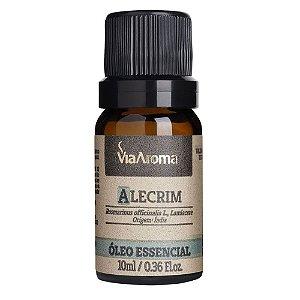 Óleo Essencial - Alecrim - 10ml - Via Aroma